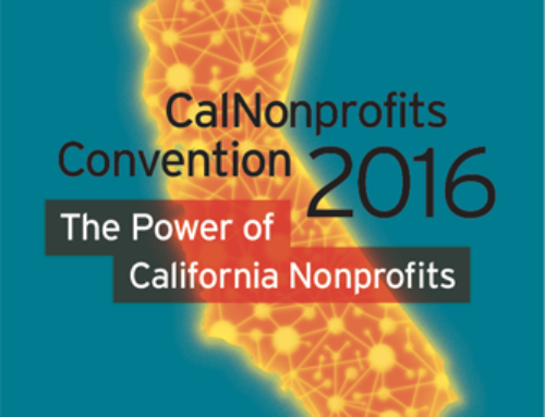 CalNonprofits Convention 2016