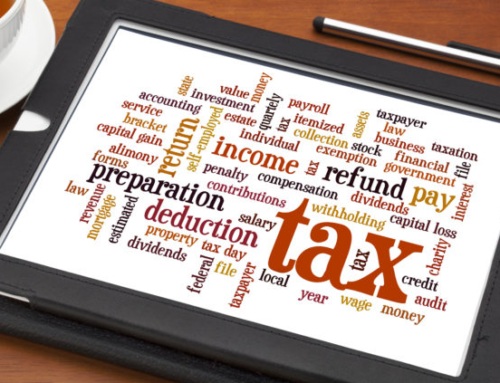 Proposed Tax Legislation – Update