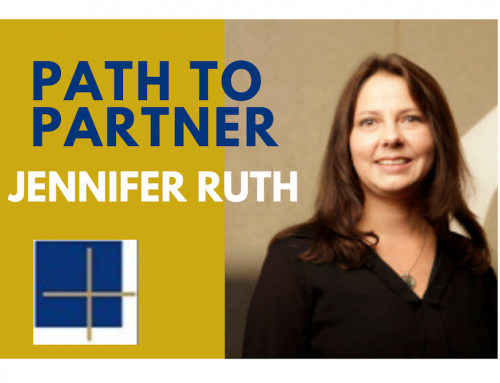 Interview with Jennifer Ruth – Path to Partner
