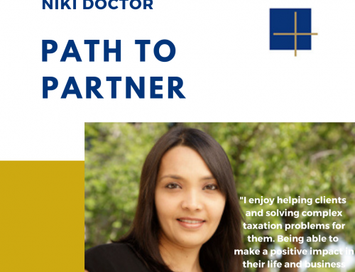Interview with Niki Doctor – Path to Partner